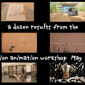 a dozen stop-motion animations