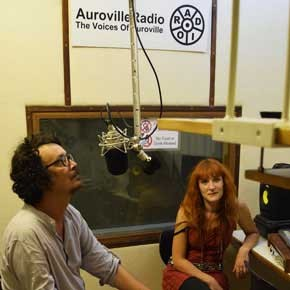 Auroville Radio recordings