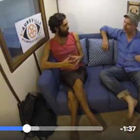more interview videos by AurovilleRadio