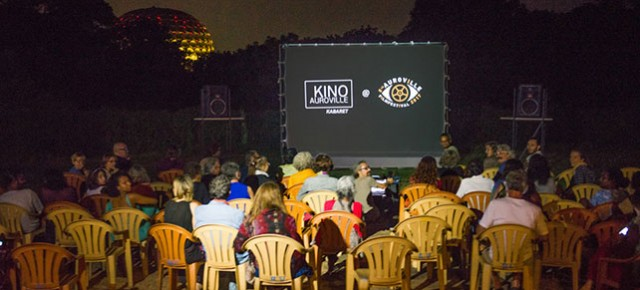 Kino Kabaret - 50 hours filmmaking in photos