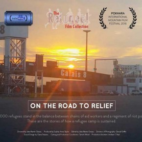 on_the_road_to_relief_poster