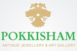 Pokkisham logo