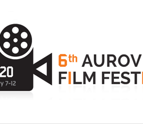 AVFF 2020 logo & dates