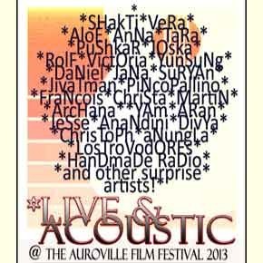 live music program