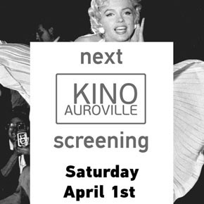 KinoAuroville screening #006 coming up