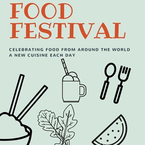Food Festival @ Film Festival