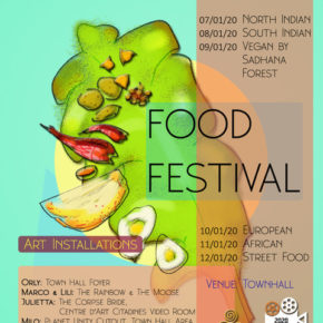 Get your Food Festival tickets now!