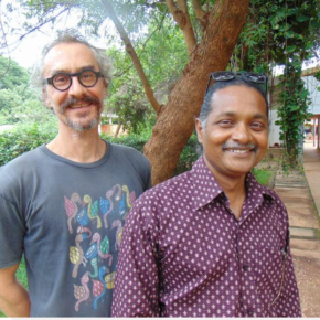 Interview with Christoph Pohl and Aravindan G.P.