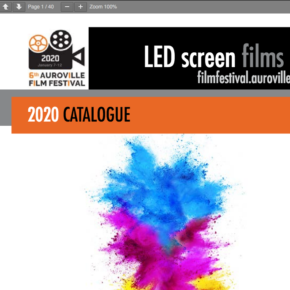 LED screen films catalogue