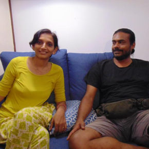 Interview with Richa and Rrivu