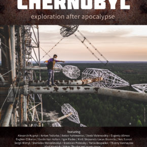 "Watch online - World premiere ""TALKING CHERNOBYL"": exploration after apocalypse"